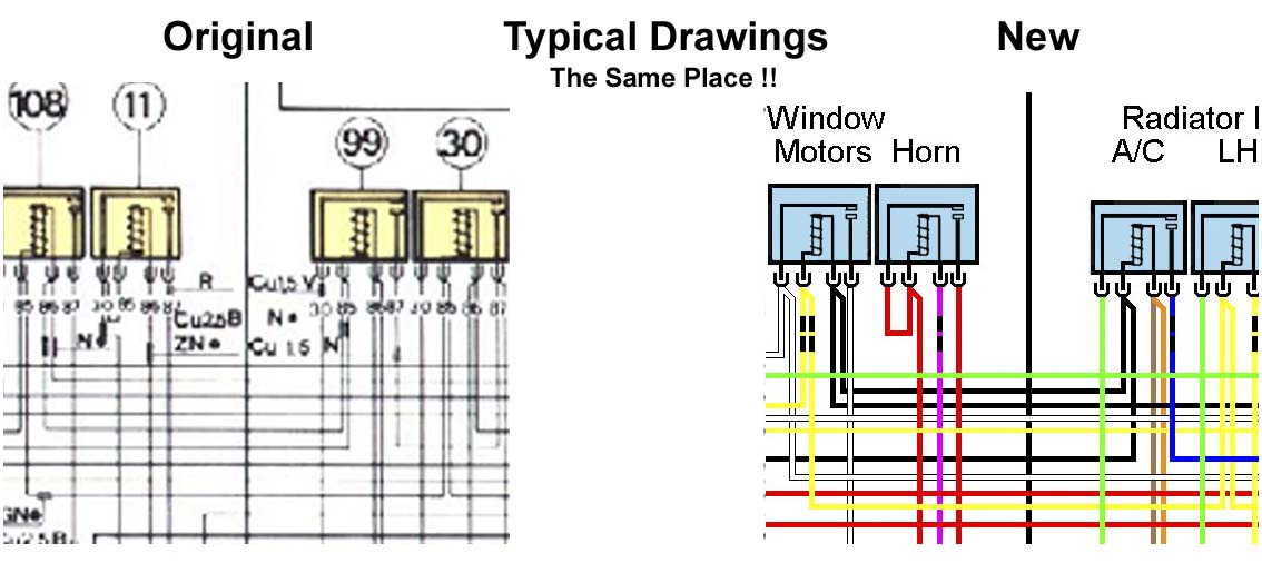 Sample wiring diagrams 308 365 400i 512 ferrari 400i wiring diagram at edmiracle.co