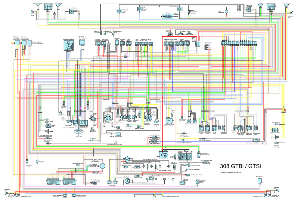 Enjoyable Wiring Diagrams 308 365 400I 512 Wiring Database Gramgelartorg