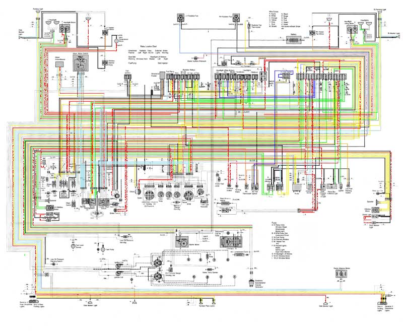e3082Va wiring diagrams 308 365 400i 512 ferrari 400i wiring diagram at bayanpartner.co