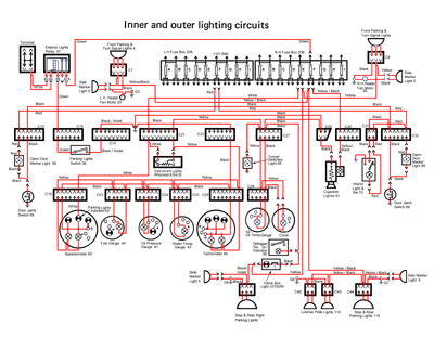 wiring diagrams 308 365 400i 512 ferrari 512 tr for wiring diagram ferrari dino wiring diagram